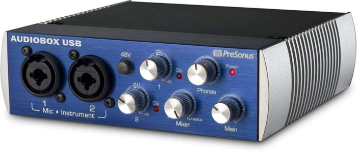 Presonus Audio Box