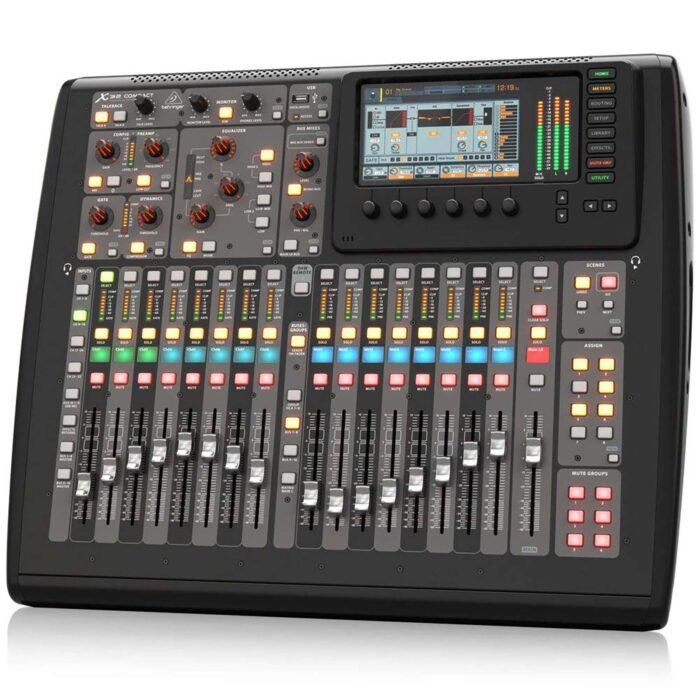 Behringer X32 Compact 16 Channel Digital Mixer