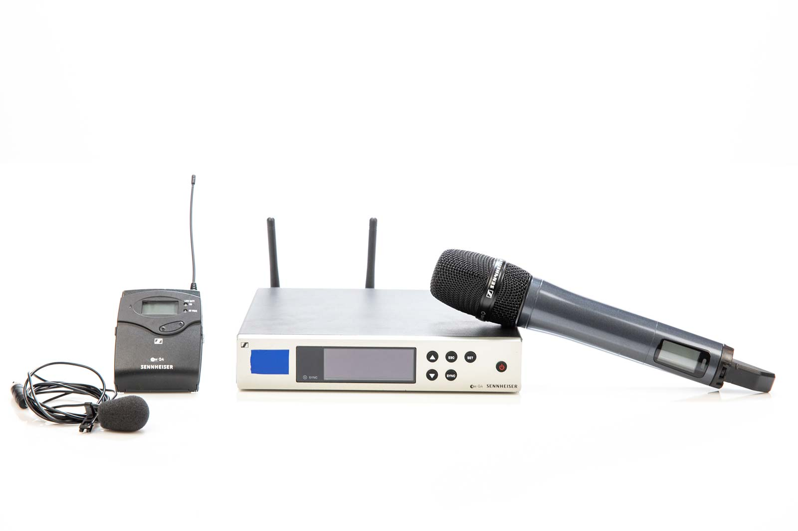 Sennheiser G4 Wireless Microphone Kit